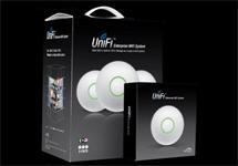 Ubiquiti UniFi AP Long Range, vnitřní accesspoint MIMO 2,4GHz - 3-Pack