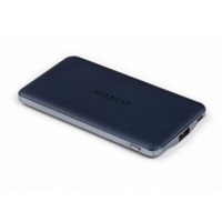 MAXCO PowerBank RAZOR MR-8000 mAh - black