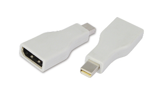LOGILINK - Adaptér Mini Display Port - Display Port