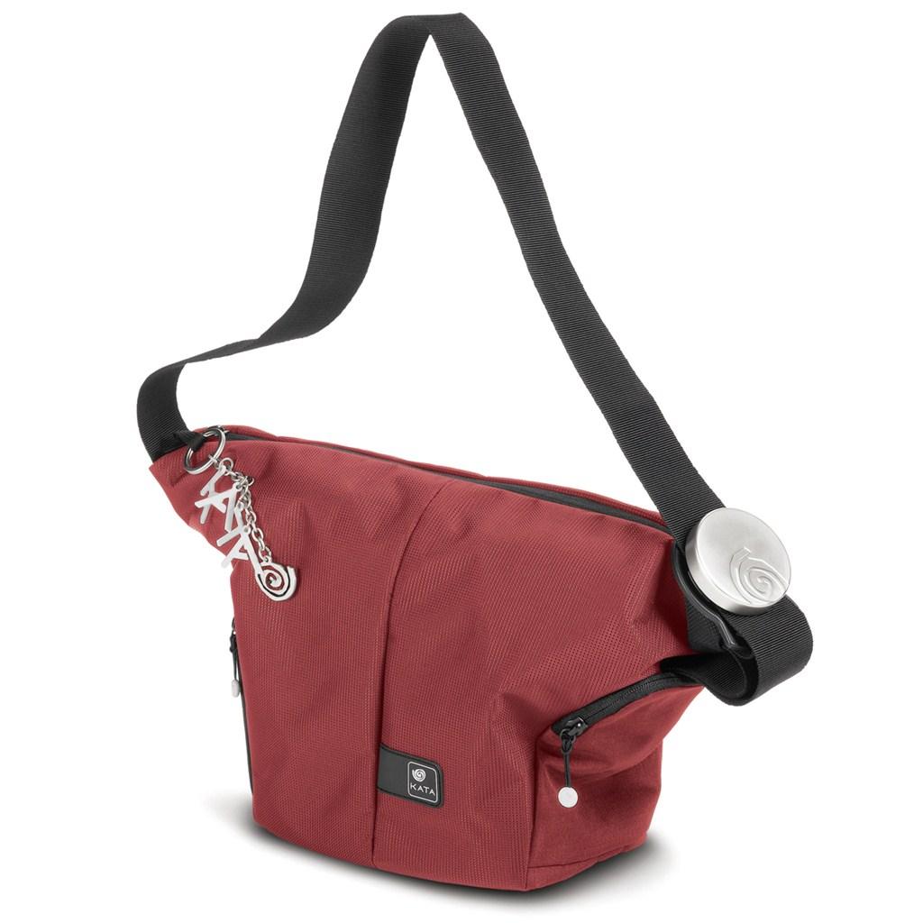 Kata DL-LP-20M, Light Pic FASHION foto taška přes rameno (červená)