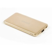 MAXCO PowerBank RAZOR MR-8000 mAh - gold