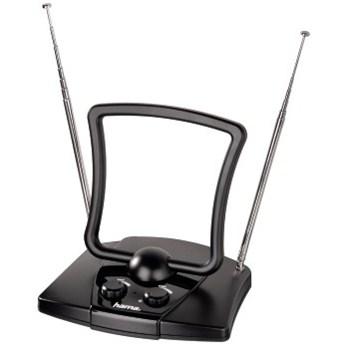 Hama aktivní pokojová anténa UHF/VHF/FM, 44dB, 2 zesilovače