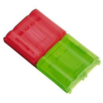 Hama akubox pro 4 akumulátory typ AA/ AAA, 2ks v balení