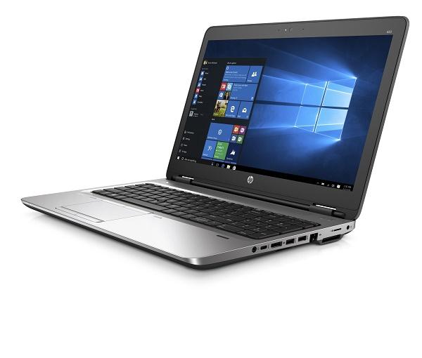 HP ProBook 650 G2 i5-6200U/ 4GB / 500 GB / 15,6'' HD / backlit keyb / Office H&B / Win 10 Pro + Win 7 Pro