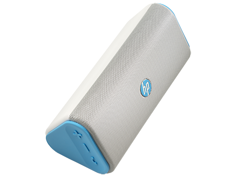 HP Roar Wireless Bluetooth Speaker Blue