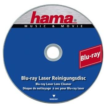 Hama blu-ray (BD) čisticí disk