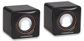 Manhattan 2600 mobilní reproduktory, USB, černé