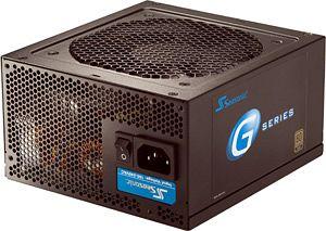 SEASONIC zdroj 550W G-550 (SSR-550RM) 80+ GOLD, cable management, retail