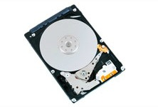 Toshiba HDD 2.5'' 500GB, SATA/300, 8MB cache, 5400RPM