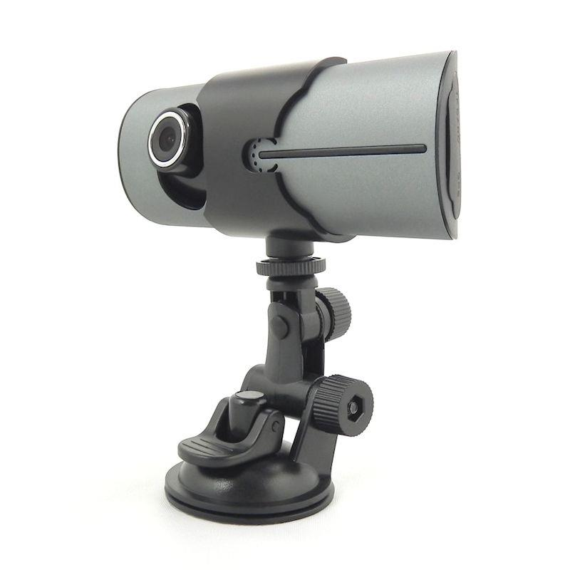 Qoltec Kamera do auta HD 480p GPS, LCD 2.7'', G-senzor