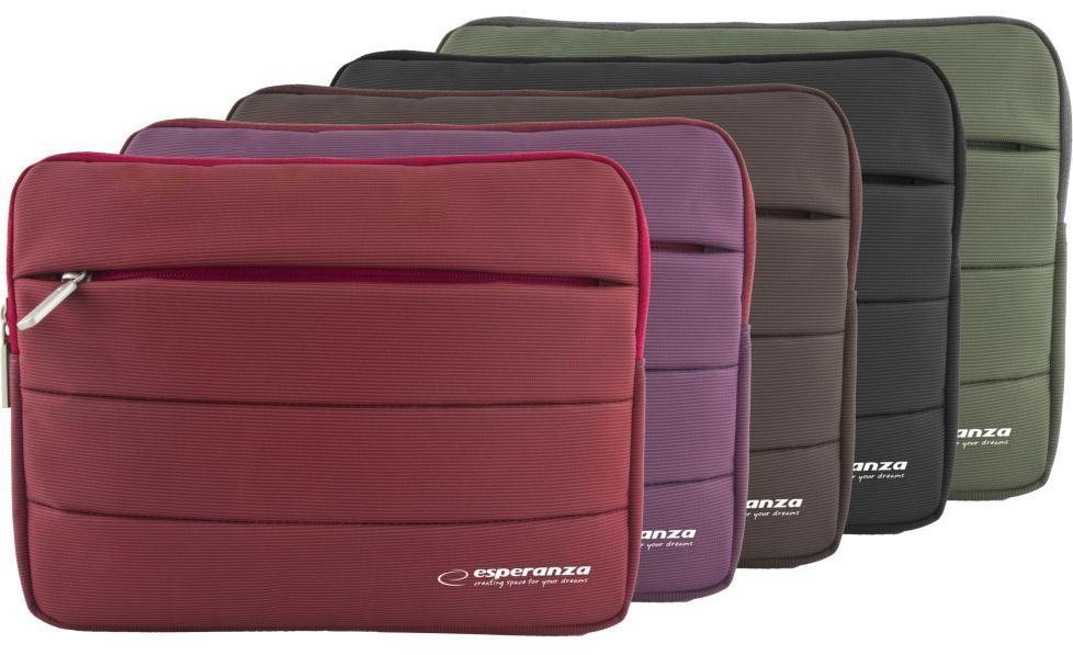 Esperanza ET187M Pouzdro pro tablet 10.1'' (16:9), nylon, mix barev