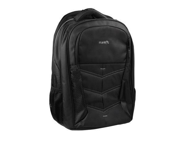 Natec CAMEL 2 batoh pro notebook 17.3'', černý