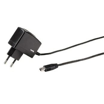Hama cestovní nabíječka mini USB, 1A