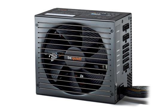 Power Supply be quiet! STRAIGHT POWER 10 600W CM 80PLUS GOLD