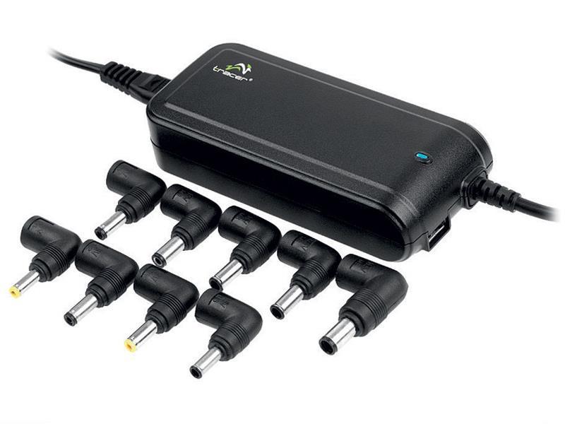 Tracer PowerCrate 70 univerzální napájecí adaptér pro notebooky 70W (9 konc.)