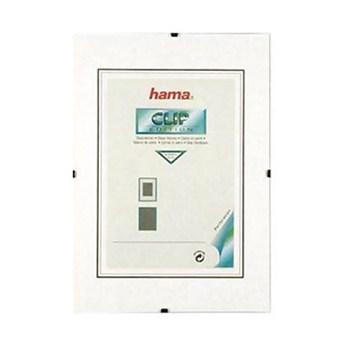 Hama clip-Fix, průhledný plast, 29,7x42cm