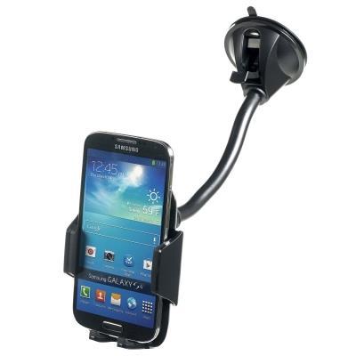 Celly FLEX univerzální držák do auta pro smartphony, 85mm, černý