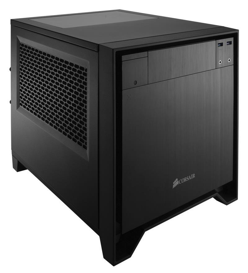 Corsair PC skříň Obsidian Series® 250D Mini ITX Case Black,120+140mm fan,USB 3.0