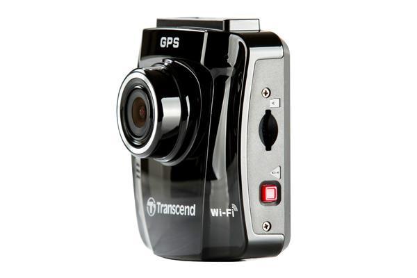 "Transcend kamera do auta, 16GB DrivePro 220, 2.4"" LCD + microSDHC"