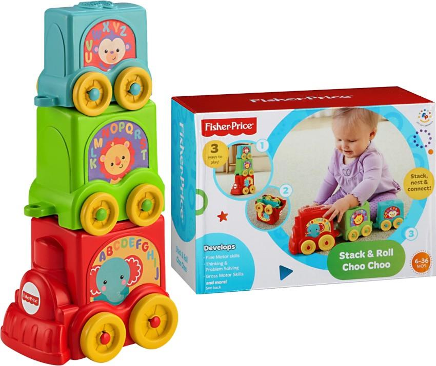 Fisher Price educational toy Clever train
