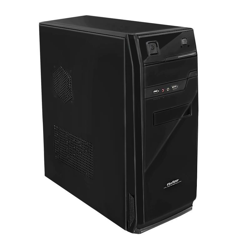 Qoltec PC skříň Eco IV 7974B