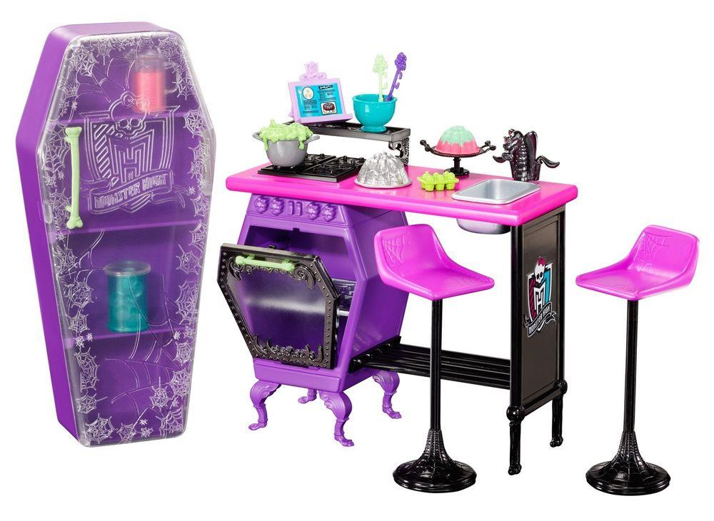Mattel Monster High School classes Bdd81