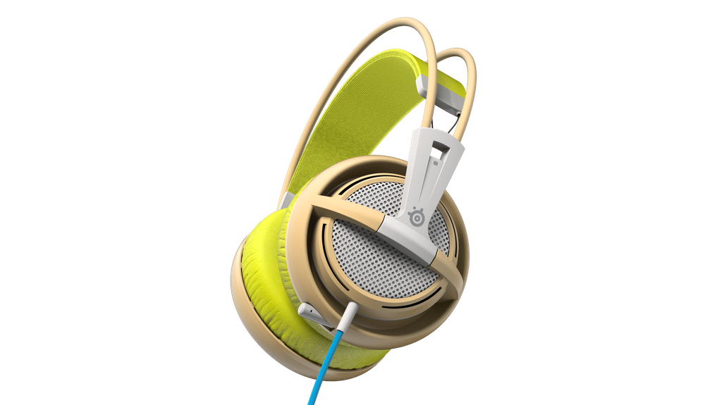 Gaming headset Gaia Green