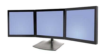 ERGOTRON DS100 Triple Monitor-horizontální stojan pro 3 LCD