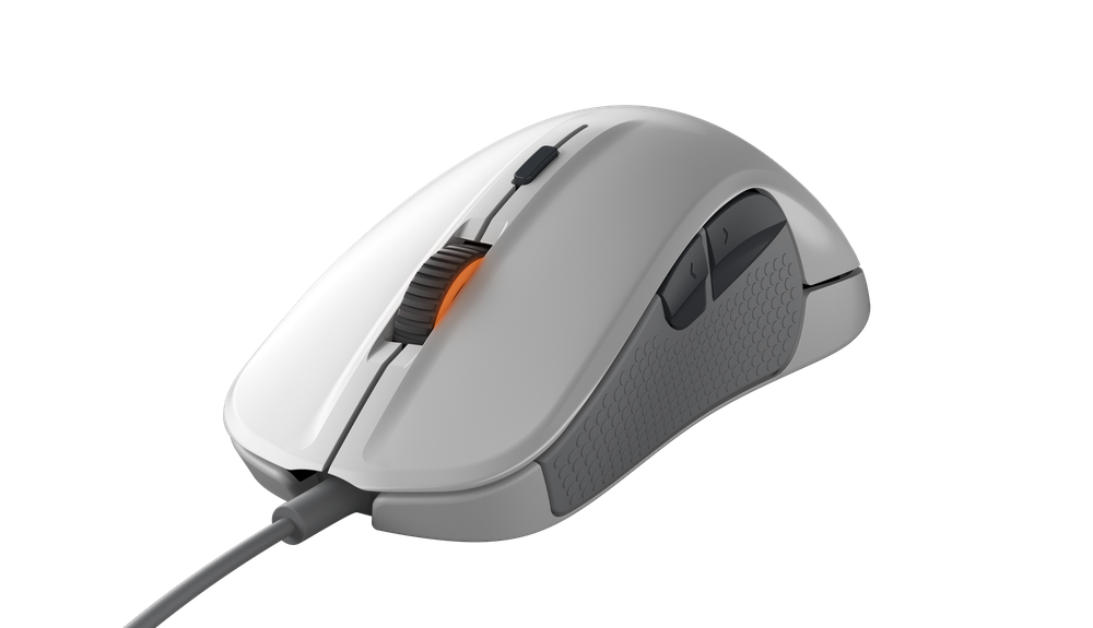 Gaming mouse SteelSeries Rival 300 (white)