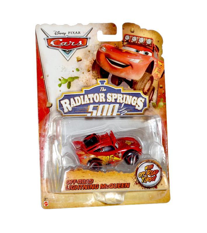 Mattel Cars - metal car
