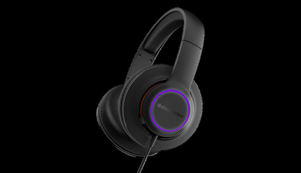 Gaming headset SteelSeries Siberia 150 Black