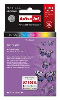 Ink ActiveJet ABB-1100NX | Brother LC1100, LC980