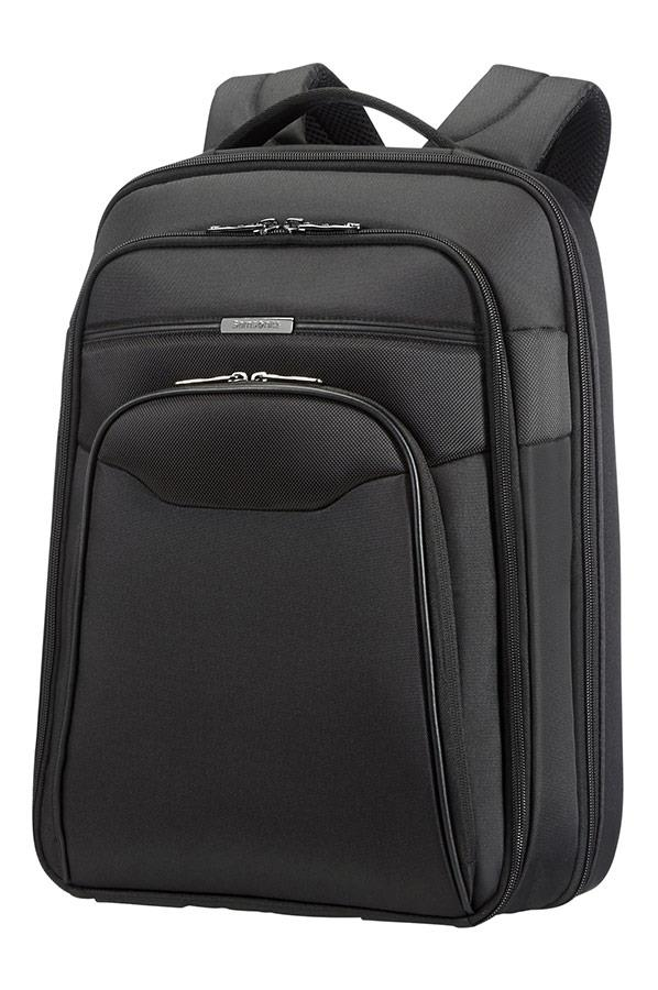 Backpack SAMSONITE 50D09006 15,6'' DESKLITE computer, doc., tablet,pocket, black