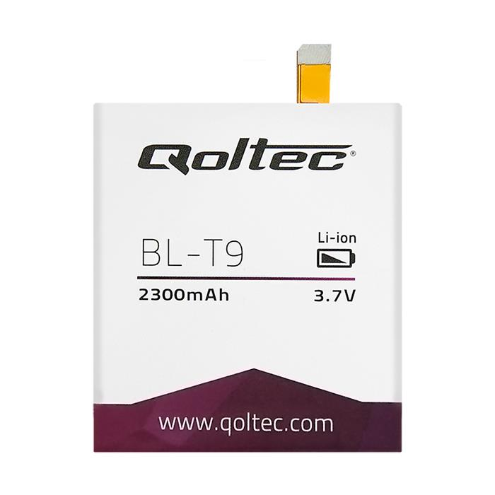 Qoltec Baterie pro LG BL-T9 Nexus 4 | 2300mAh