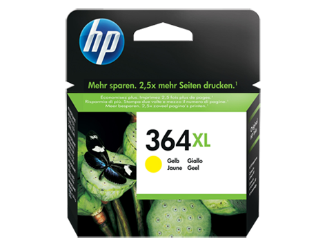 Inkoust HP 364XL yellow Vivera