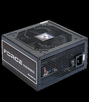 Chieftec ATX zdroj FORCE CPS-650S, 12cm ventilátor, 650W retail