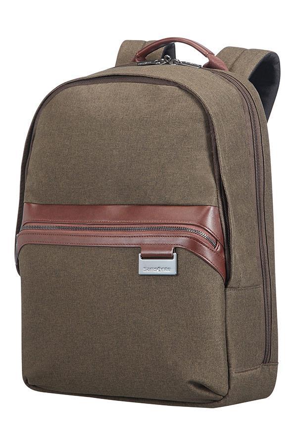 Backpack SAMSONITE 84D15005 14,1'' UPSTREAM comp doc, tblt, pock, natural