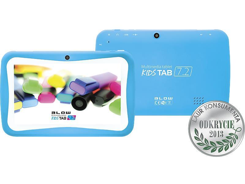 Tablet BLOW KidsTAB 7.4 blue + pouzdro