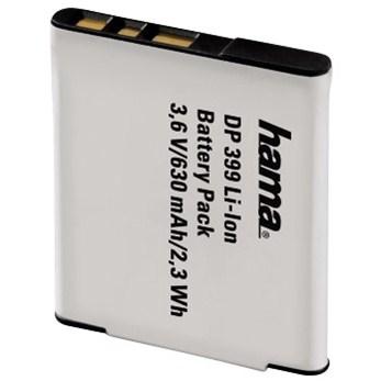 Hama fotoakumulátor Li-Ion 3,6 V/ 630 mAh, typ Sony NP-BN1