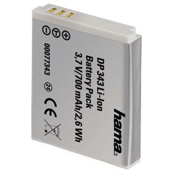 Hama fotoakumulátor Li-Ion 3,7V/700mAh, typ Canon NB-6L