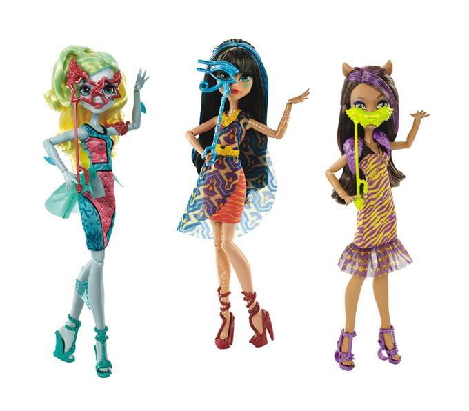 Mattel Monster High Straszygwiazdy - doll