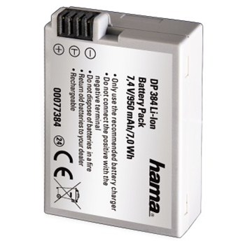 Hama fotoakumulátor Li-Ion 7,4 V/950 mAh, typ Canon LP-E8