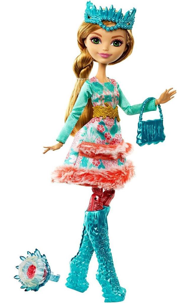 Mattel Ever After High Fairy tale winter, doll