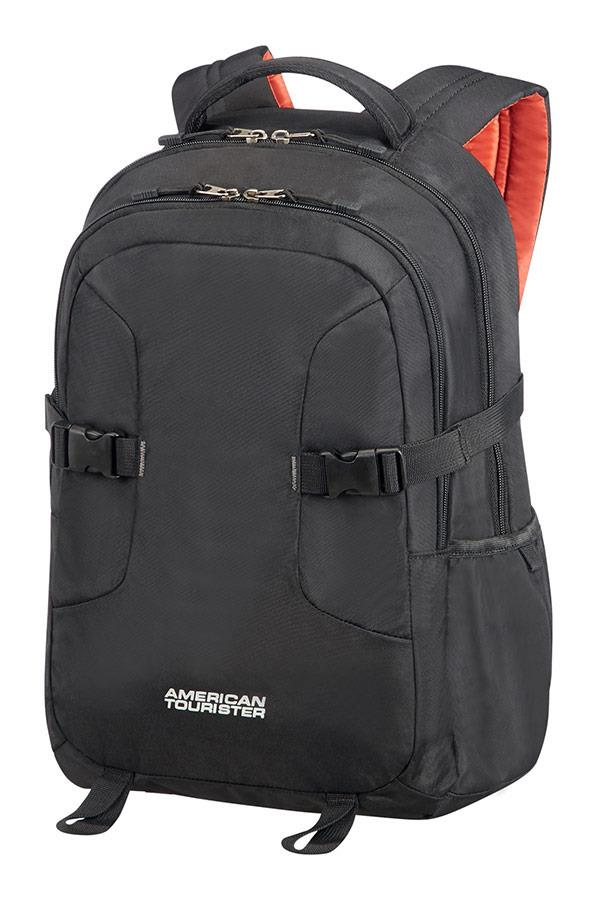 Backpack American Tourister 24G09002 UG4 14,1'' comp, docu, pockets, black