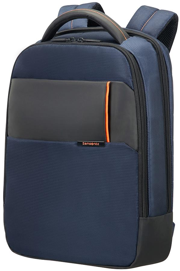 Backpack SAMSONITE 16N01004 QIBYTE 14,1'' comp, blue