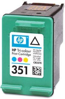Tisková náplň HP 351 3barevná   3.5ml