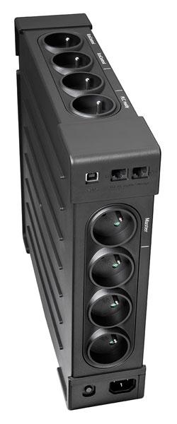 Eaton Ellipse ECO 1600 USB FR, UPS 1600VA / 1000W, 8 zásuvek (4 zálohované)