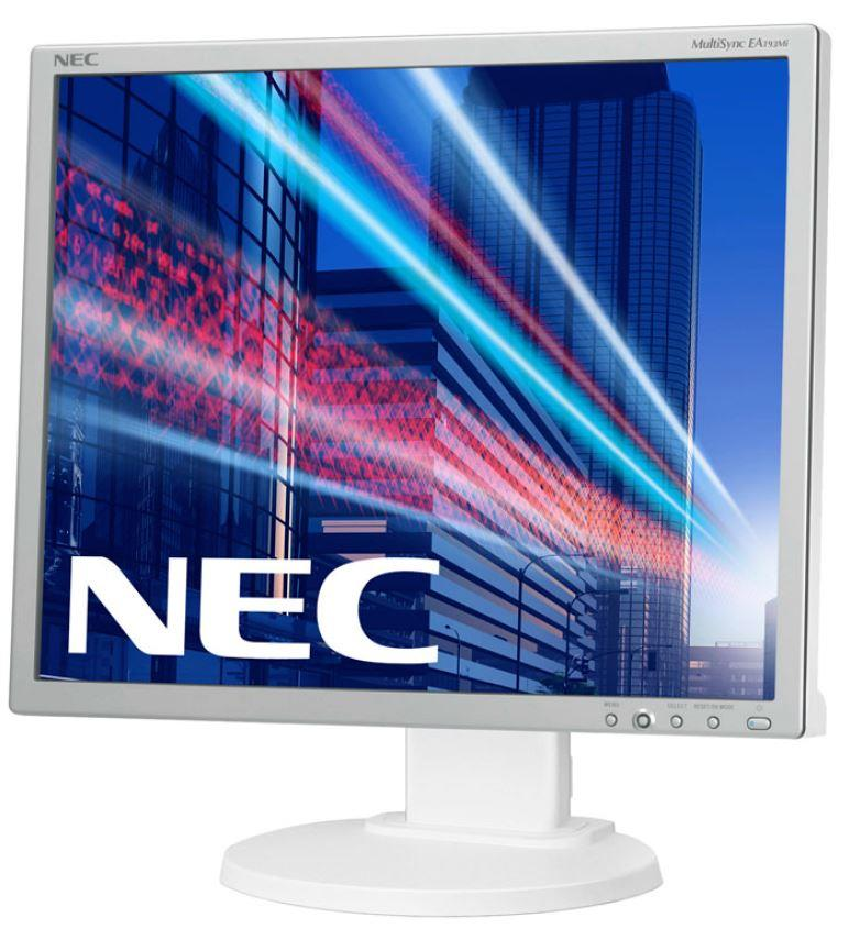 NEC LCD MultiSync EA193Mi 19'',LED,IPS, DVI, DP, repro,1280x1024,HAS,pivot, b
