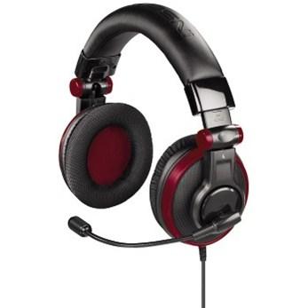 Hama insomnia gamingový headset pro PS3, červený