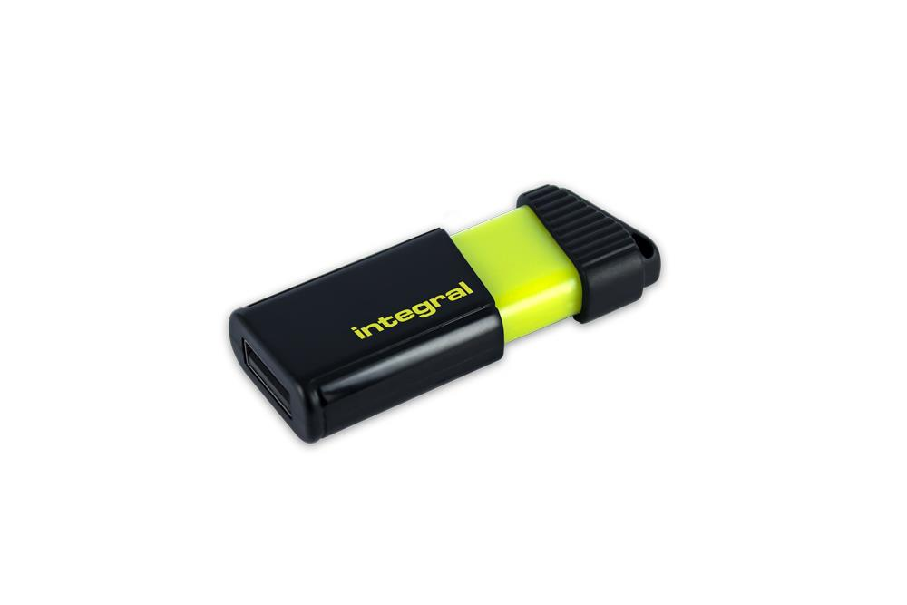 Integral flashdrive Pulse 64GB, USB 2.0